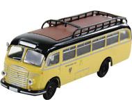 модель Roco 05375 Автобус Steyr 480A. Принадлежность - Почта Австрии (ÖPT).  Эпоха III-IV
