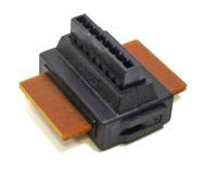 модель Roco 10499 Матричный адаптер (распределитель для 8-контактного кабеля), 6 шт.