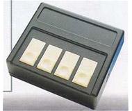модель Roco 10522 Мгновенный выключатель питания. Используется, когда необходимо разомкнуть или сомкнуть контакты на короткое время.