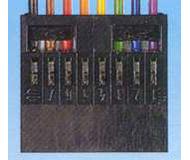 модель Roco 10608 Штекер, 8 контактов