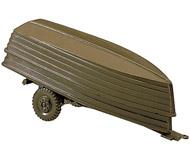 модель Roco 151 Anhanger + 2 Boote BW/US