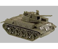 модель Roco 208 Flakpanzer 2x40MM US