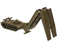 модель Roco 219 Bruckenlegepanzer M48 US
