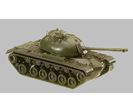 модель Roco 220 KaSOLDfpanzer M48 A1 US