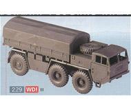 модель Roco 229 FAUN 6x6 10 to LKW P/P