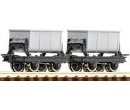 модель Roco 34601 Набор из двух вагонов для перевозки цемента