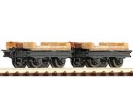 модель Roco 34607 Набор из двух товарных вагонов