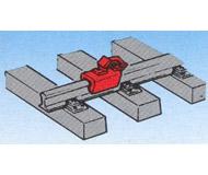 модель Roco 40004 Тормозные башмаки для установки на рельсы, комплект 12 шт