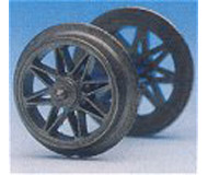 модель Roco 40181 AC-Doppelspeichenr.11mm (1 пара) для переменного тока