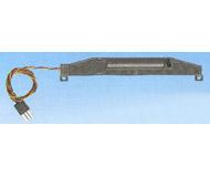 модель Roco 40295 Переключающий механизм с электроприводом, левый, для стрелок без балласта.