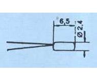 модель Roco 40321 Комплект ламп 16В, 5 шт.(для цифрового управления)