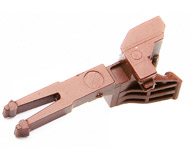 модель Roco 40376 Имитация сцепки СА-3 для установки в NEM шахту, 2 шт.