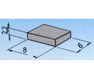 модель Roco 42256 Магнит, 6 шт, для активации 42605 или 61193.