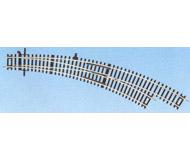 модель Roco 42471 Стрелка радиусная R5/6 правая BWR 5/6. Угол 30°, внутренний радиус 542,8мм (R5), внешний радиус - 604,4мм (R6).Высота рельса 2.1 мм. Переключающие механизмы в комплект не входят, их нужно покупать отдельно. К данной стрелке подходят механизмы 40296, 40298, 10030.
