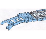 модель Roco 42661 Bettung Flexgleis Beton