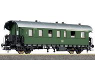 модель Roco 44211 Двухосный пассажирский вагон 1/2 кл.