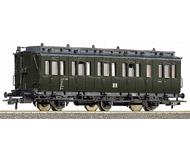 модель Roco 44585 Трехосный пассажирский вагон 2 класса, тип B3tr.