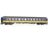 модель Roco 45143 ICL: пассажирский вагон 2 класса, тип ex. Bimz264.,#2. Принадлежность Нидерланды, NS. Эпоха VI