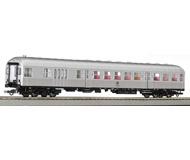 модель Roco 45491 Пассажирский вагон 2 класса поезда Silberling с багажным отделением.