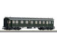 модель Roco 45585 Четырехосный пассажирский вагон 1/2/3 класса. Длина по буферам 232 мм. Рекомендуемый набор для освещения - ROCO 40360