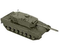 модель Roco 5039 Танк Leopard 2A4. Серия Minitank. Bundeswehr. Эпоха IV