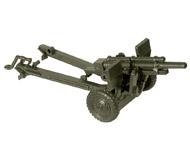 модель Roco 5072 Полевая гаубица M101. Серия Minitank.  Принадлежность US. Эпоха II