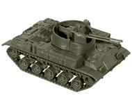 модель Roco 5082 Flugabwehrkanonenpanzer M 42 Duster. Серия Minitank.  Принадлежность US. Эпоха III - IV