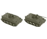 модель Roco 5089 Spahpanzer M114 / M114A1. Серия Minitank.  Принадлежность USIII