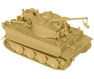 модель Roco 5112  Bergepanzer Bergetiger. Серия Minitank. Wehrmacht. Эпоха II