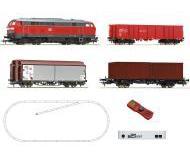 модель Roco 51312 Цифровой стартовый набор: электровоз series 185.1 с декодером DCC, 3 грузовых вагона, цифровая станция Z21 Start, multiMAUS, набор рельсового материала