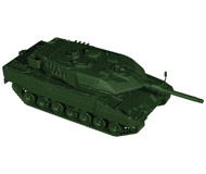 модель Roco 5151 Танк Leopard 2 A5 BW. Набор для самостоятельной сборки.