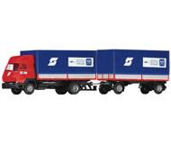 модель Roco 5176 Автомобиль Steyr S91, Rail Cargo