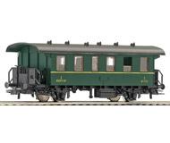 модель Roco 54330 Пассажирский вагон 1 класса RENFE. Принадлежность Испания, RENFE. Эпоха III. Длинна 138 мм.
