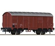 модель Roco 56068 Двухосный товарный вагон. Принадлежность Германия, DR. Эпоха IV. Длинна 161 мм.