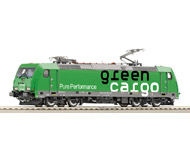модель Roco 62708 Электровоз BR 185.5 GREEN CARGO. Принадлежность SJ. Эпоха VI