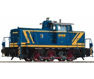 модель Roco 62968 Тепловоз V 662