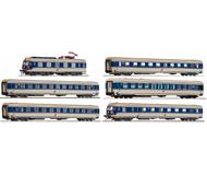 модель Roco 63043 Электропоезд Rh 4010. Принадлежность Австрия, OBB. Эпоха IV