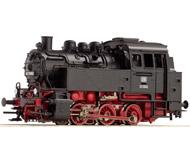модель Roco 63338 Паровоз BR 80 DB. Принадлежность Германия, DB. Длинна 111 мм. Эпоха III.