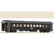 модель Roco 64298 Пассажирский вагон 2 класса, тип B7. Принадлежность SJ. Эпоха VI