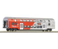 модель Roco 64330 Двухэтажный пассажирский вагон 2 класса.