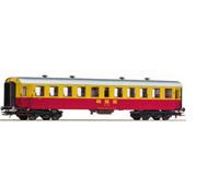 модель Roco 64357 Пассажирский вагон 2 класса. Принадлежность MBS (Montafonerbahn), Австрия. Эпоха IV.