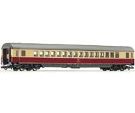 модель Roco 64510 Пассажирский вагон 1 класса поезда IC 688 Herrenchiemsee, тип Apmz121. Принадлежность Германия, DB. Эпоха IV