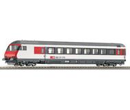 модель Roco 64546 Пассажирский вагон 2 класса с кабиной управления, тип EW IV. Принадлежность Швейцария, SBB