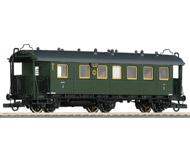 модель Roco 64692 Пассажирский вагон 3 класса DRG. Принадлежность Германия, DRG. Эпоха II. Длинна 160 мм.