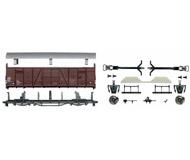 модель Roco 66382 Bausatz gedeckter Güterwagen ÖBB