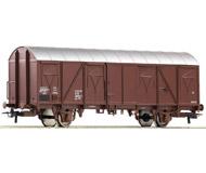 модель Roco 66846 Товарный вагон, тип Gos. Принадлежность Германия, DR. Эпоха IV