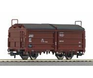 модель Roco 66855 Полувагон с открывающейся крышей, тип Tims 858. Принадлежность Германия, DB. Эпоха III