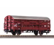 модель Roco 66874 Вагон для перевозки мелкого рогатого скота, тип Vlmms 63