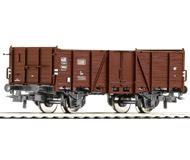 модель Roco 67307 Двухосная платформа. Принадлежность Германия, DB. Эпоха III. Длинна 102 мм.