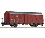 модель Roco 67857 Грузовой вагон, тип Gbs 245. Принадлежность Германия, DB. Эпоха IV